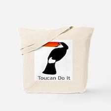 Toucan Do It Tote Bag