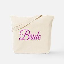 Bride Tote Bag