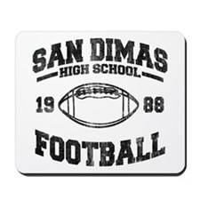 SAN DIMAS HIGH SCHOOL FOOTBALL Mousepad