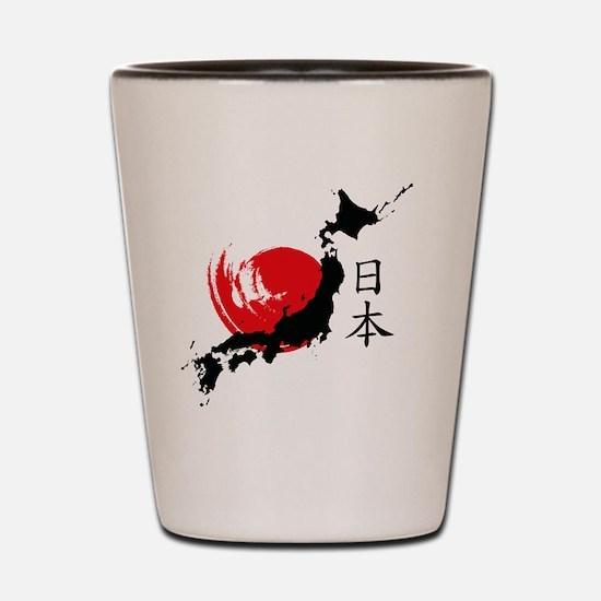 Cute Japan Shot Glass