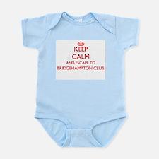 Keep calm and escape to Bridgehampton Cl Body Suit