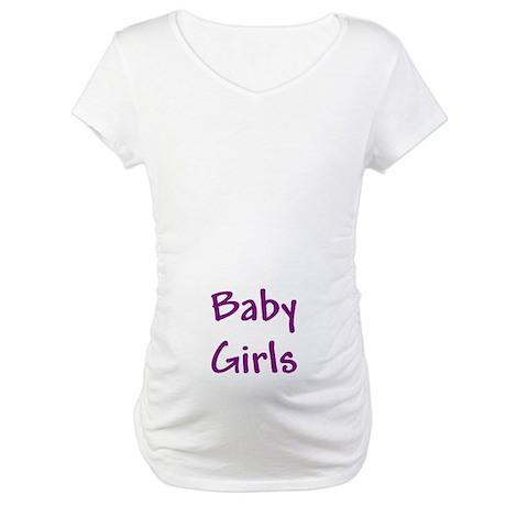 Baby Girls Maternity T-Shirt
