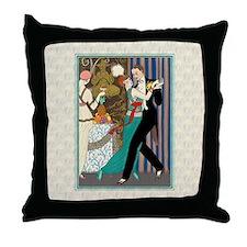 Slice of Life Tango Throw Pillow