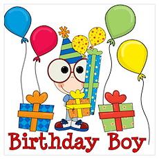 Birthday Boy Poster