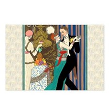 Slice of Life Tango Postcards (Package of 8)