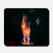 Flame Creation Mousepad