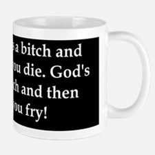 Unique Cult humor Mug