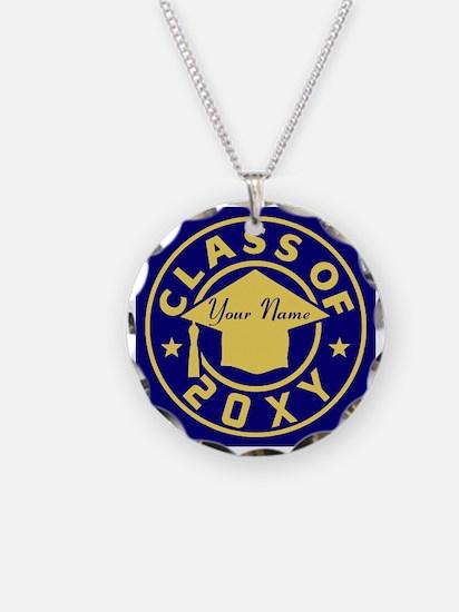 Class of 20XX Graduation Necklace