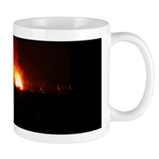 Unique Pagan fire Mug