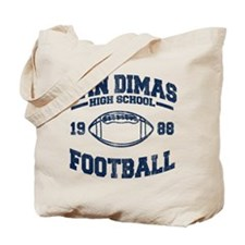 SAN DIMAS HIGH SCHOOL FOOTBALL Tote Bag