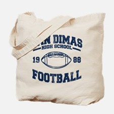 SAN DIMAS HIGH SCHOOL FOOTBALL Tote Bag