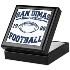 SAN DIMAS HIGH SCHOOL FOOTBALL Keepsake Box