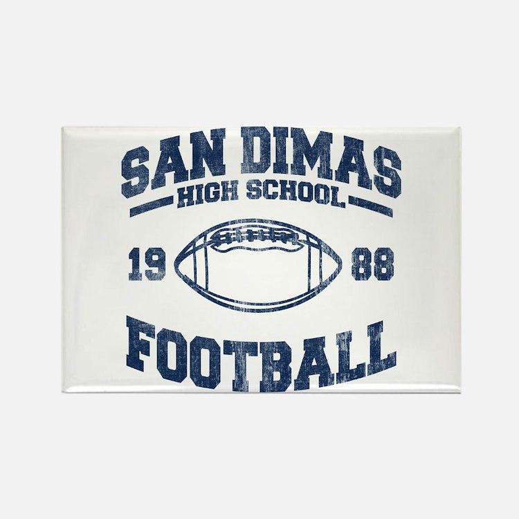 SAN DIMAS HIGH SCHOOL FOOTBALL Rectangle Magnet