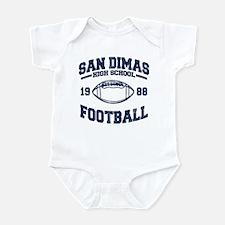 SAN DIMAS HIGH SCHOOL FOOTBALL Infant Bodysuit
