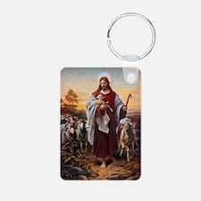Unique Good shepherd Keychains