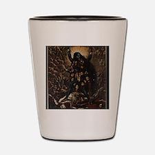 Cute Kali Shot Glass