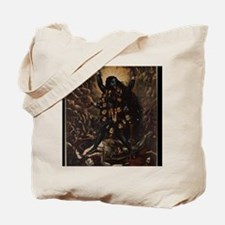 Unique Hinduism Tote Bag