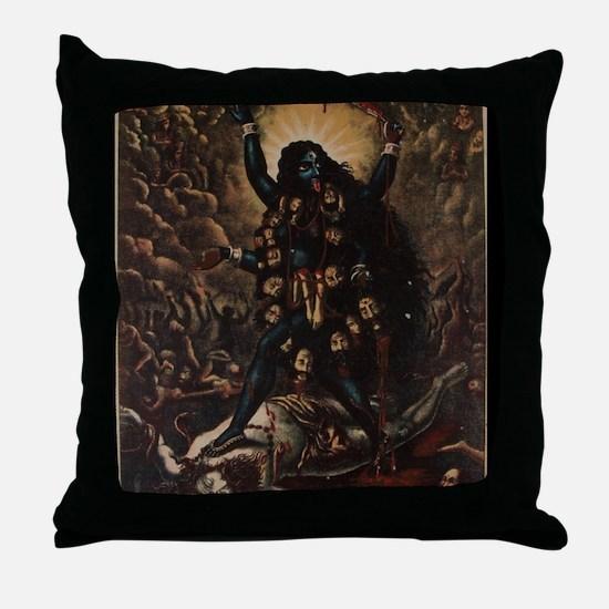 Cute Hindu Throw Pillow