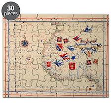 Cute Ancient maps Puzzle
