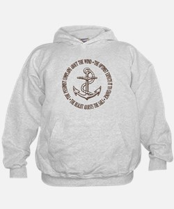 The Realist Sailor Hoodie