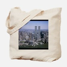 Unique Twin cities Tote Bag