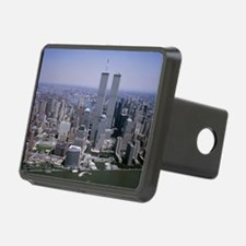 Cute Times square new york city Hitch Cover