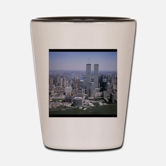 Unique Center Shot Glass