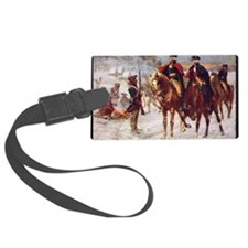 Cute Valley forge Luggage Tag