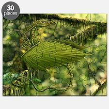Cute Leaf Dragon Puzzle