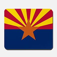 ARIZONA STATE FLAG Mousepad