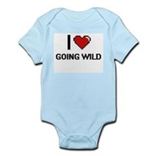 I love Going Wild Body Suit