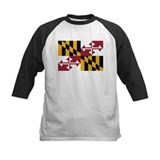 State of maryland Baseball Jersey
