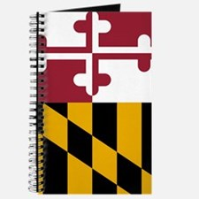 Maryland State Flag Journal