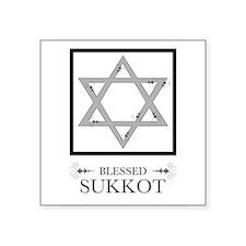 blessed sukkot Sticker