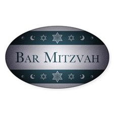 bar mitzvah Decal