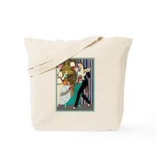 Slice of Life Tango Tote Bag