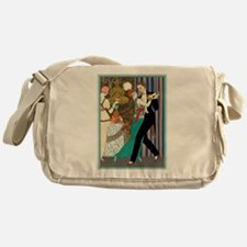 Slice of Life Tango Messenger Bag