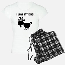 Love Goat Kids Pajamas