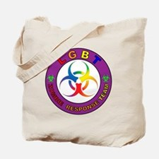 LGBT ZRT Rainbow Tote Bag