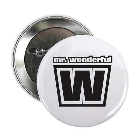 Mr. Wonderful Button