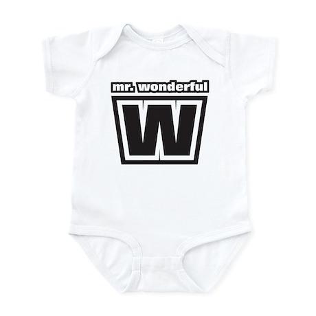 Mr. Wonderful Infant Bodysuit