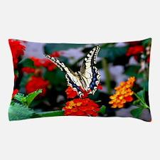 BUTTERFLY FLOWERS 1 Pillow Case
