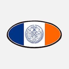 New York City Flag Patch