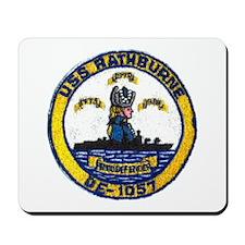 USS RATHBURNE Mousepad