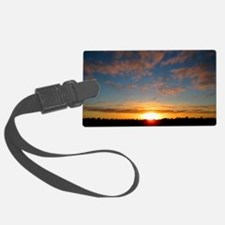 Over The Horizon Luggage Tag