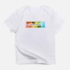 happy holi (bokeh) Infant T-Shirt