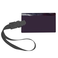 Sunset Water Luggage Tag