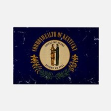 Kentucky State Flag VINTAGE Magnets