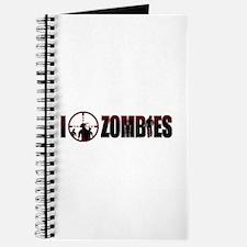 I Kill Zombies Journal