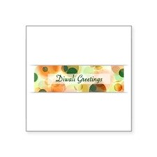 diwali greeting Sticker